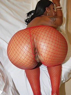 Black Booty Big Black Ass And Fat Wet Pussy