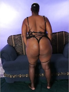 I Love Black GF Ebony Monique