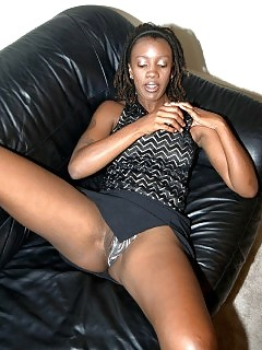 Black Beauties Black Tgirl