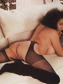 Classic Black Stars Ebony Nude Model Galleries