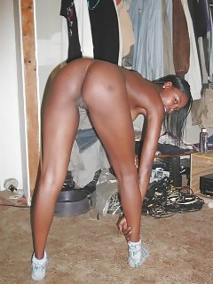 Sweet Chocolate Chicks Ebony Lapdance