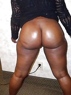 BBW Black Lady Ebony African Nude Photos