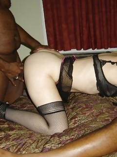 Pure Interracial Group Sex Black Anal Fucking