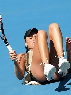 Sexy Pretty Girls Tennis Free Black Porn