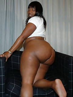 Black Huge Bum Ebony In Love