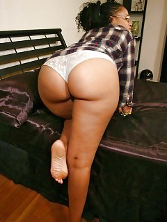 Black Booty Sexy Pretty Ebony