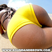 Round And Brown
